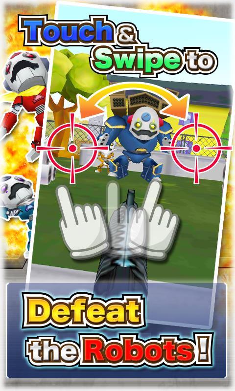Ready! Aim! Tap!! - Imagem 2 do software