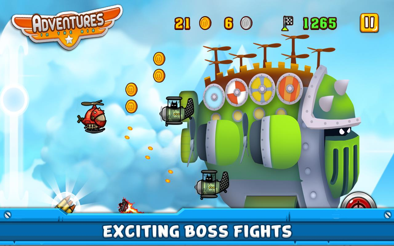 Adventures In the Air - Imagem 1 do software
