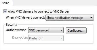 VNC - Imagem 2 do software
