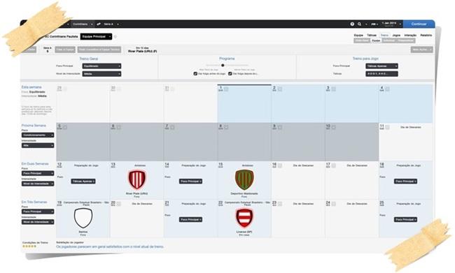 Football Manager 2014 - Imagem 6 do software