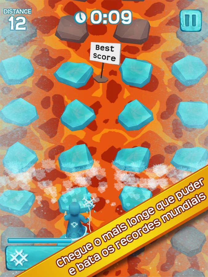 Freeze the Way - Imagem 2 do software