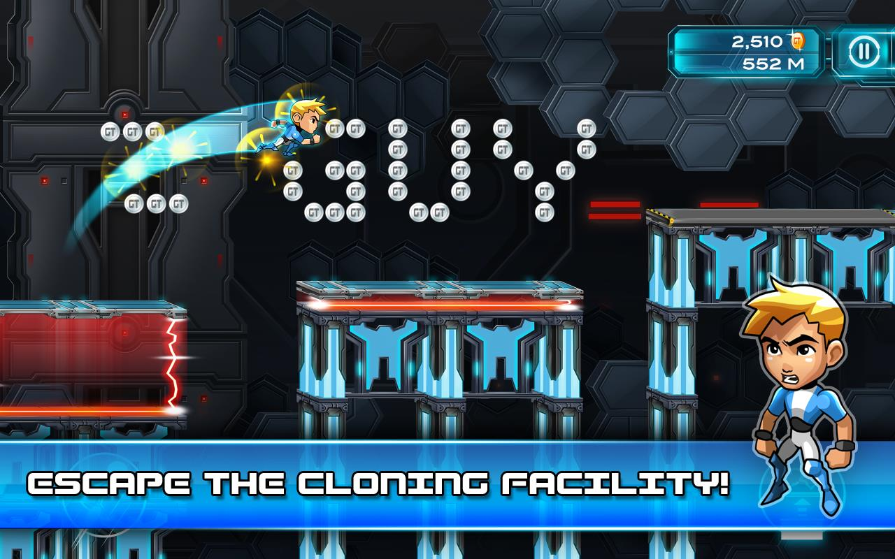 Gravity Guy 2 - Imagem 1 do software