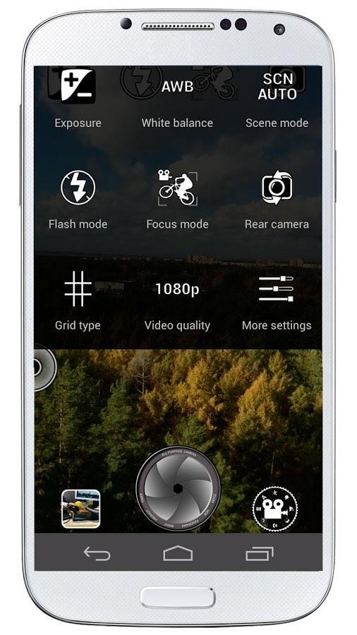 A Better Camera - Imagem 2 do software