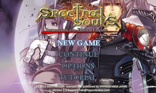 Spectral Souls - Imagem 1 do software