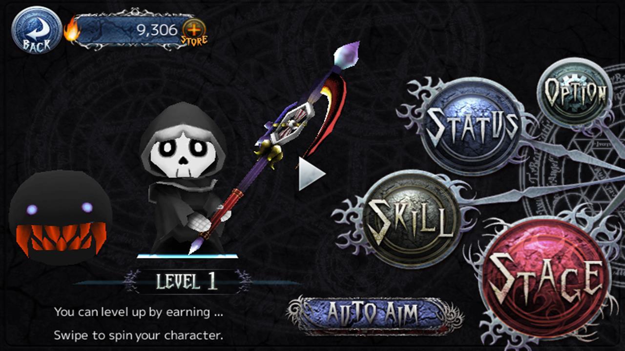 Dark Reaper Shoots! - Imagem 1 do software