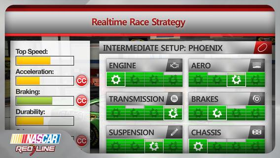 NASCAR: Redline - Imagem 1 do software