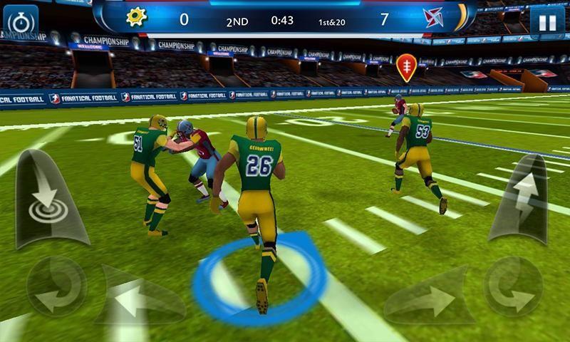 Fanatical Football - Imagem 1 do software