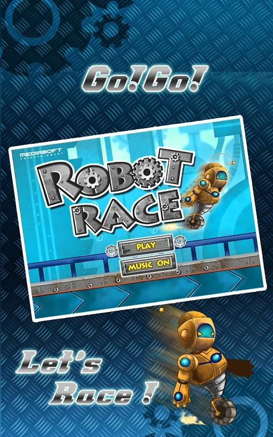 Robot Race Extreme - Imagem 2 do software
