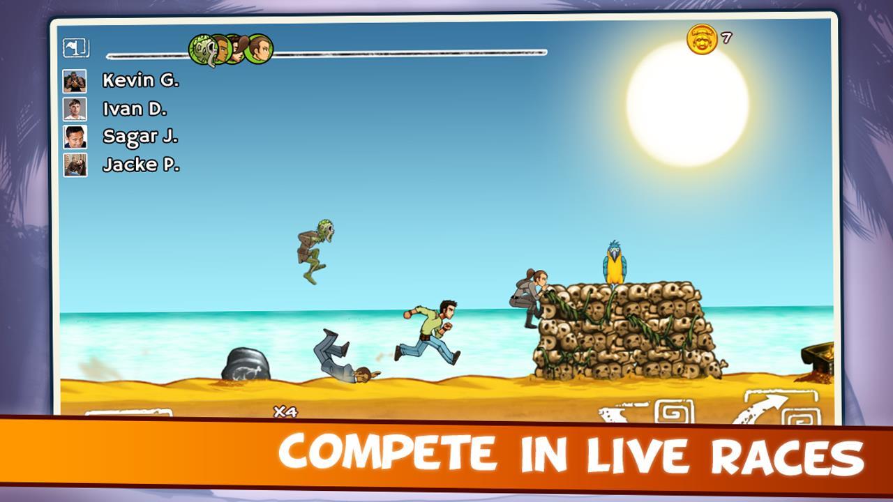 Run Like Hell! ONLINE - Imagem 1 do software