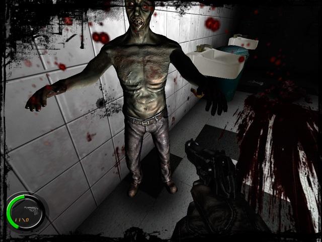 Zombie Hostel.