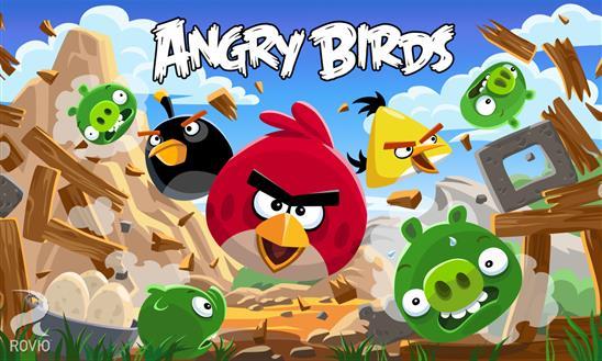 Angry Birds - Imagem 1 do software