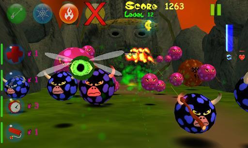 Monster Bubble Shooter (Pang) - Imagem 1 do software