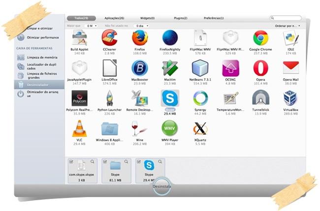 MacBooster - Imagem 4 do software