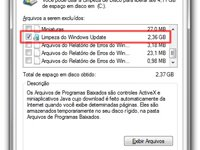 Imagem 2 do Windows Update Cleanup