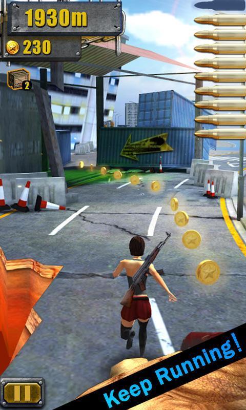 3D City Run Hot - Imagem 1 do software