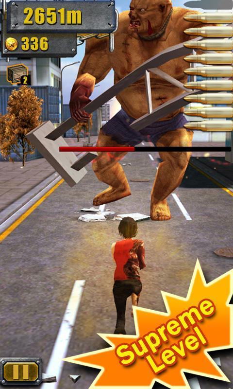 3D City Run Hot - Imagem 2 do software