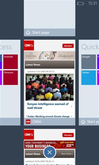 Maxthon Cloud Browser - Imagem 1 do software