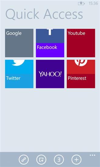 Maxthon Cloud Browser - Imagem 2 do software