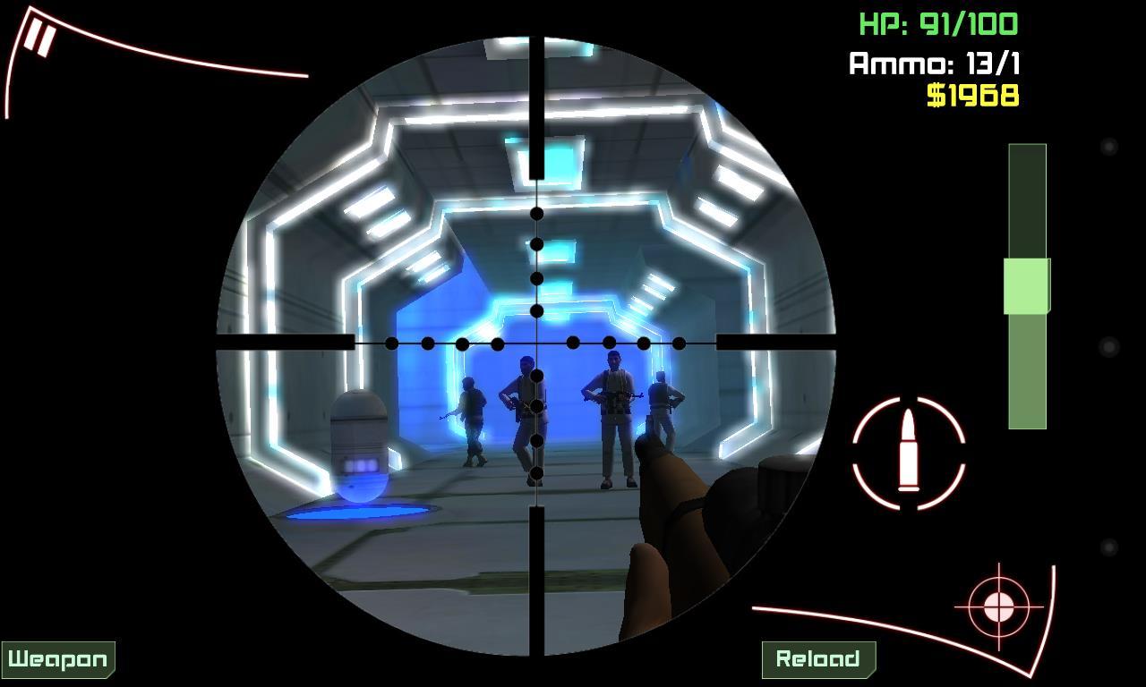 Neon Sniper - Imagem 1 do software