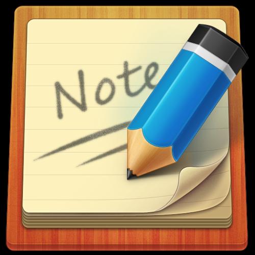 Logo Bloco de Notas EasyNote ícone