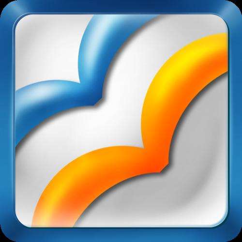 Logo Foxit Mobile PDF Lite ícone