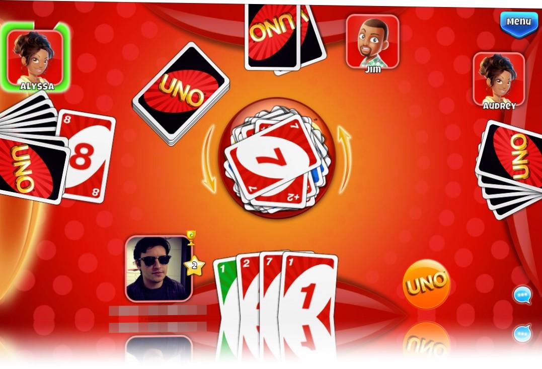 Uno & Friends.