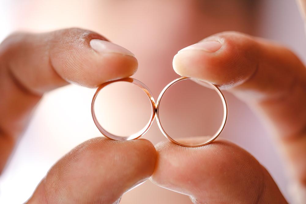 Resultado de imagem para Anel Casamento Dedo