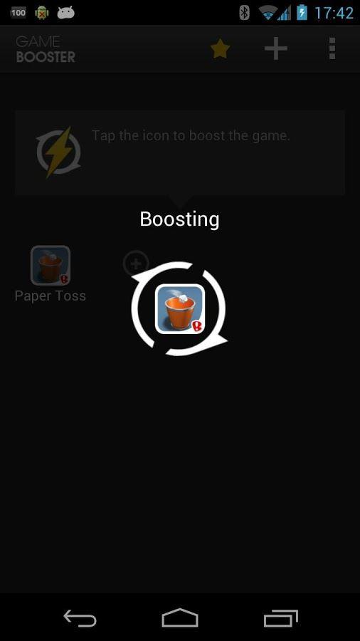 Game Booster - Imagem 2 do software