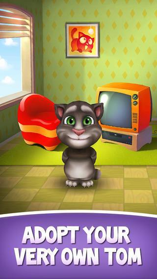 My Talking Tom - Imagem 1 do software