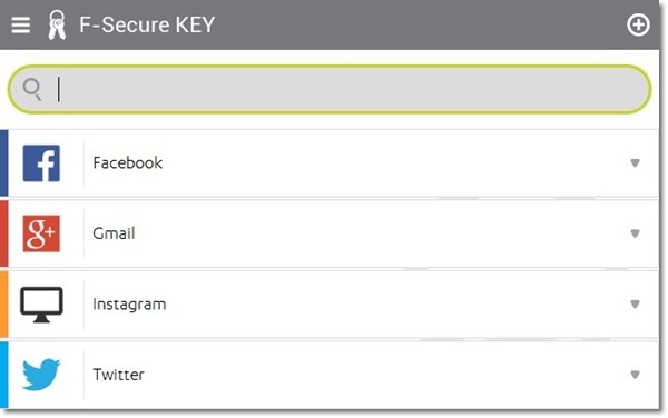 F-Secure KEY.