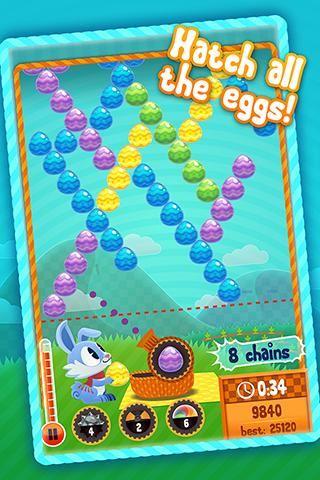 Bunny Bubble Shooter - Egg Pop - Imagem 1 do software