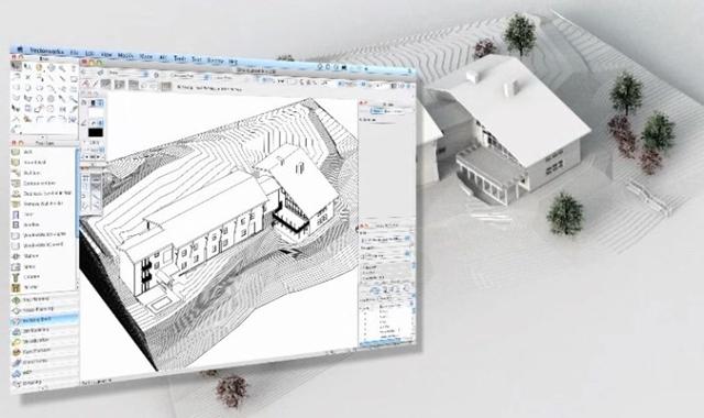 Vectorworks - Imagem 1 do software
