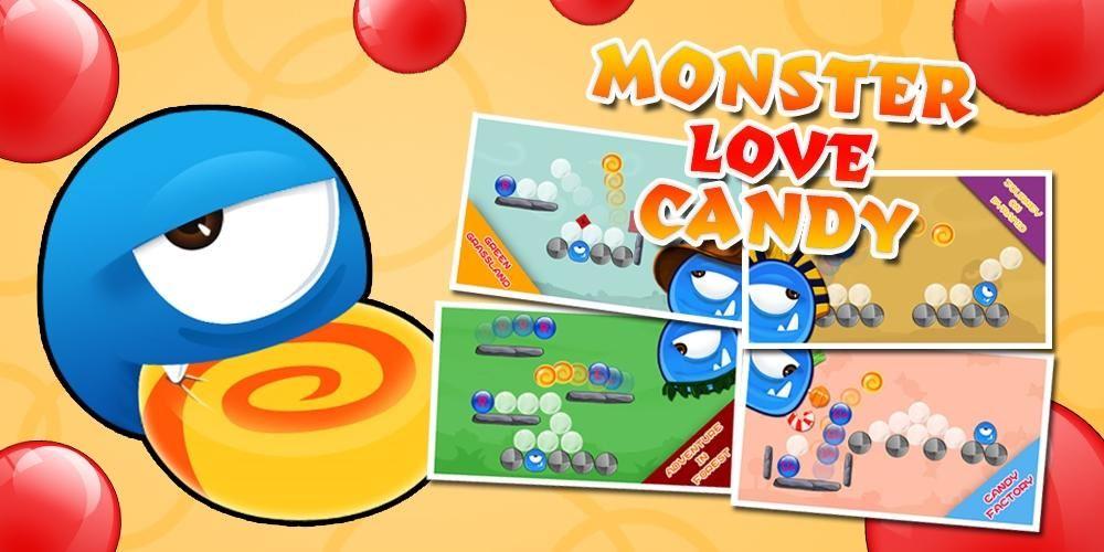 Monster love Candy - Imagem 1 do software