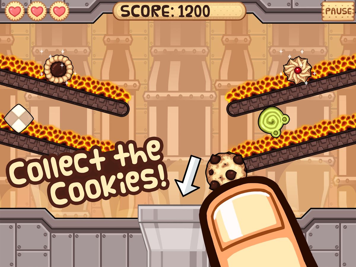 Cookies Factory - Free Game - Imagem 1 do software