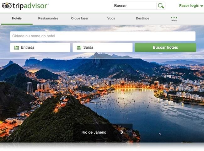 TripAdvisor Hotels Flights Restaurants - Imagem 1 do software