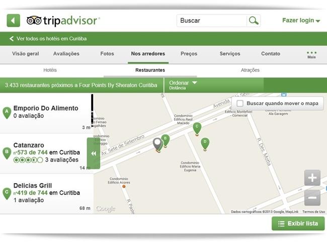 TripAdvisor Hotels Flights Restaurants - Imagem 2 do software
