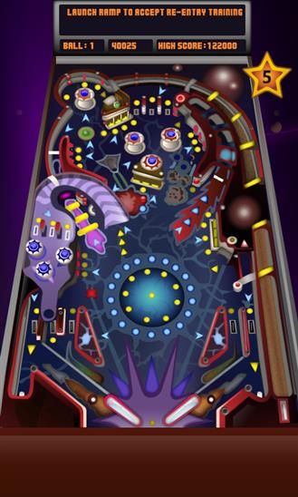 Pinball Star - Imagem 1 do software