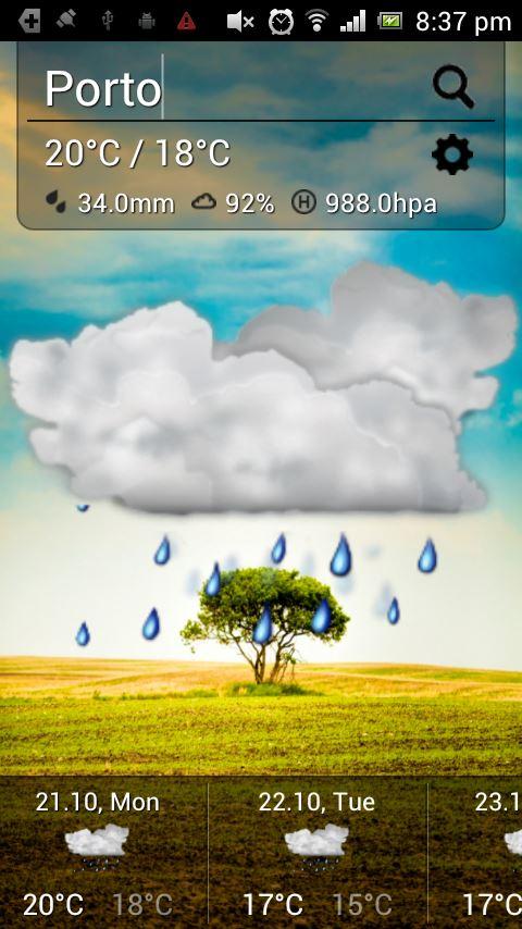 Cute Weather - Imagem 2 do software
