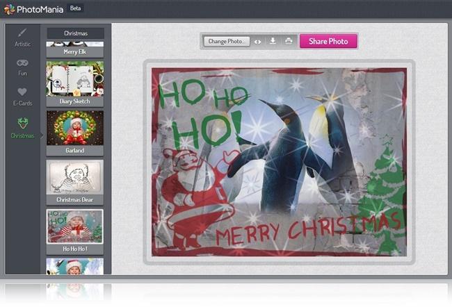 PhotoMania.net - Imagem 1 do software