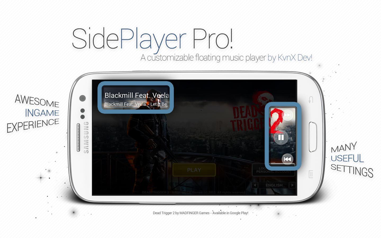 SidePlayer Pro - Imagem 1 do software