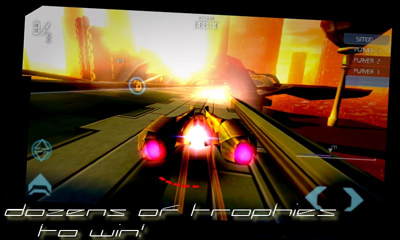 Fury Racing 3D Real Speed - Imagem 1 do software