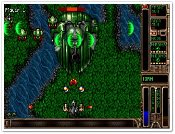 Tyrian 2000 - Imagem 2 do software
