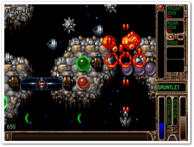 Tyrian 2000 - Imagem 3 do software