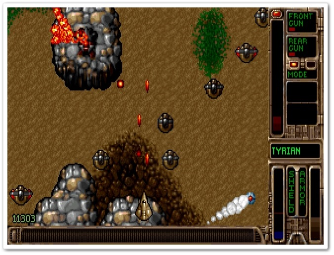 Tyrian 2000 - Imagem 1 do software