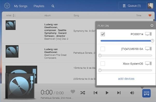 OnAir Player - Imagem 2 do software