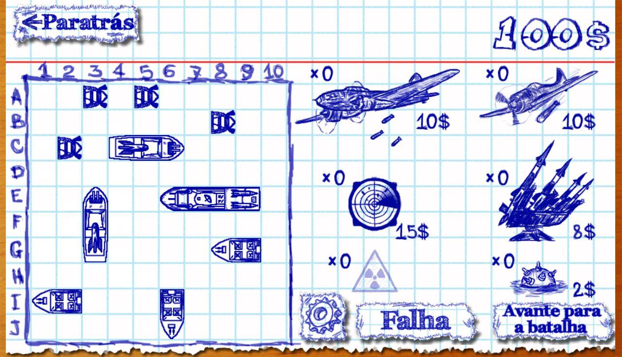 Batalha Naval (Sea Battle) - Imagem 1 do software