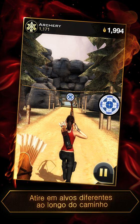 Hunger Games: Panem Run - Imagem 1 do software