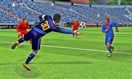 Real Football 2013 - Imagem 1 do software