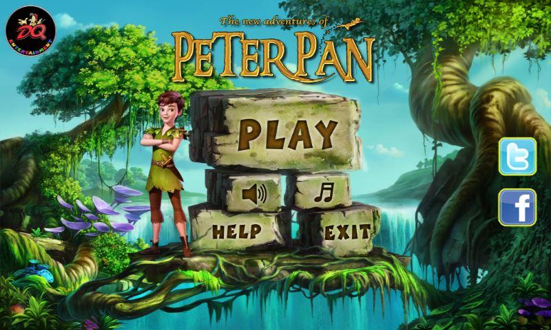 Peterpan - The New Adventure - Imagem 1 do software