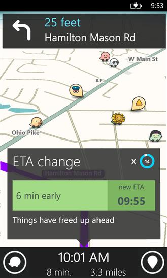 Waze - Imagem 3 do software